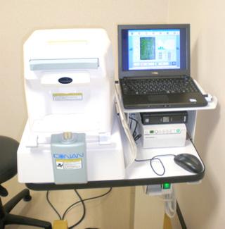 角膜内皮細胞測定装置